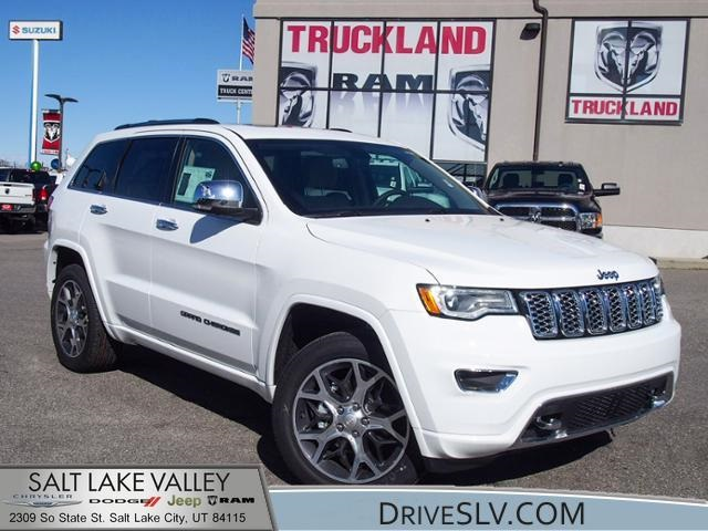 Jeep Cherokee Overland >> New 2019 Jeep Grand Cherokee Overland Sport Utility In South Salt