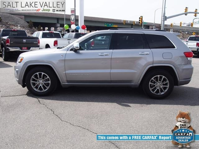 Certified Pre-Owned 2015 Jeep Grand Cherokee Overland