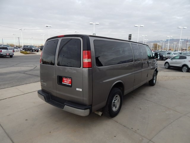 Pre-Owned 2010 Chevrolet Express 3500 LT