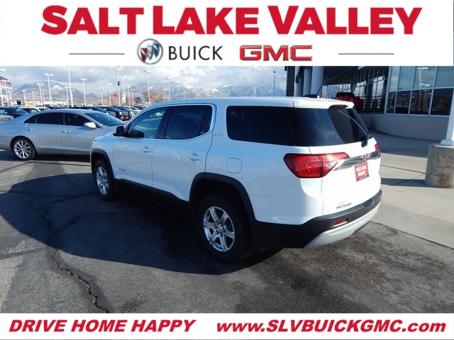 Pre-Owned 2019 GMC Acadia SLE-1