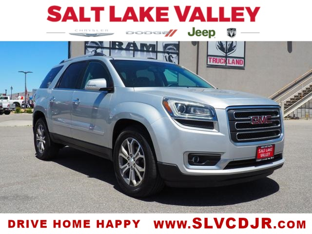 Pre-Owned 2013 GMC Acadia SLT-1