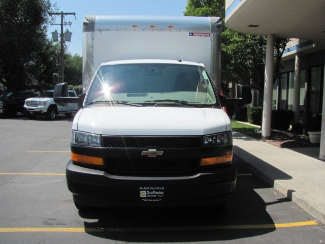 Pre-Owned 2018 Chevrolet Express Cutaway 4500 Series