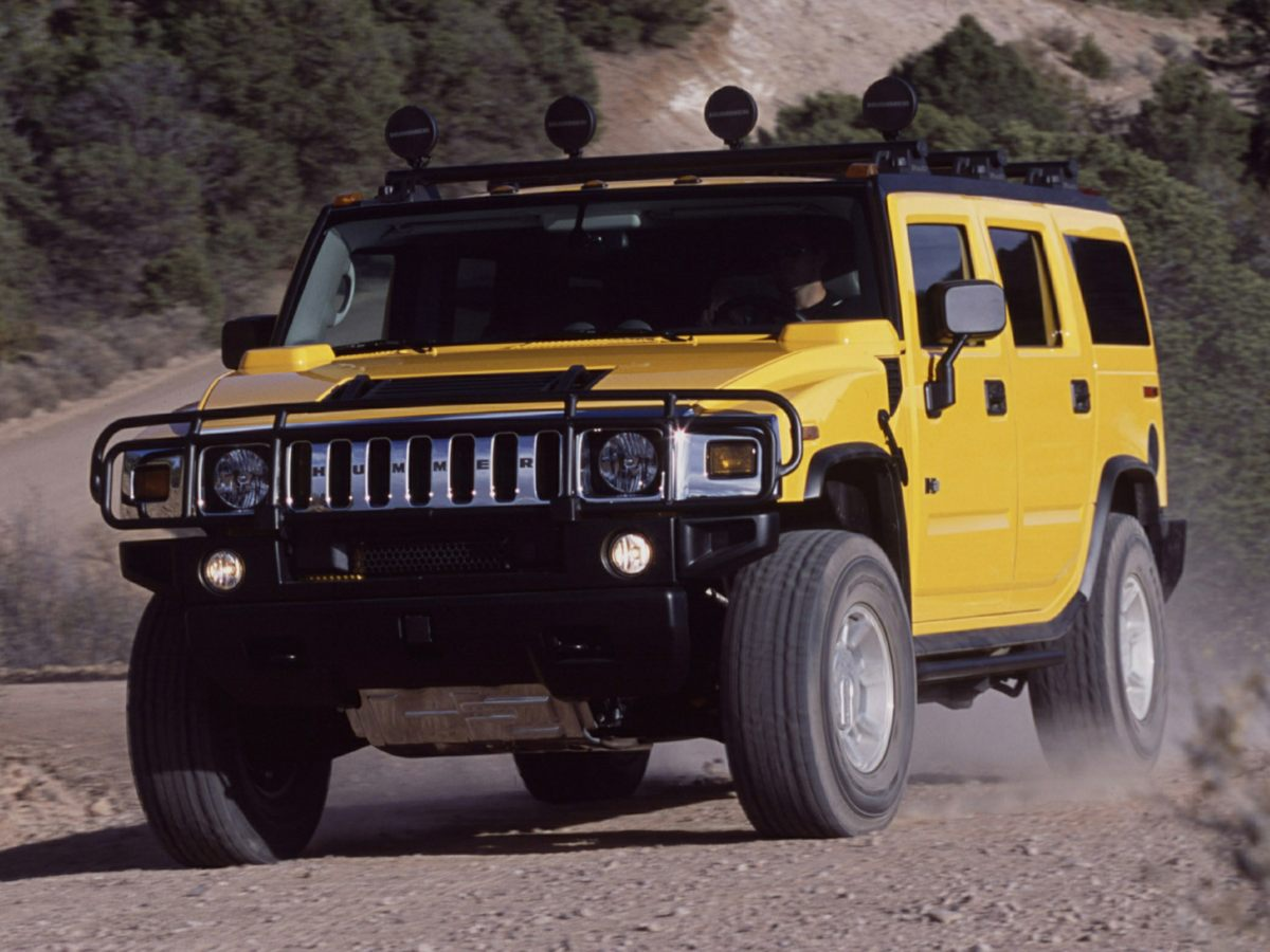 Pre-Owned 2005 Hummer H2 Base
