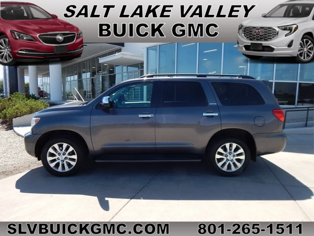 Pre-Owned 2013 Toyota Sequoia Limited