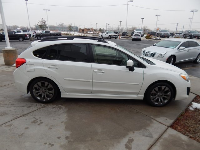 Pre-Owned 2013 Subaru Impreza 2.0i Sport Limited