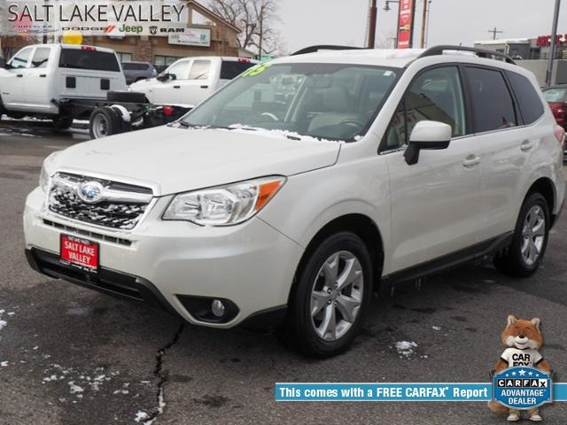 Pre-Owned 2015 Subaru Forester 2.5i Limited