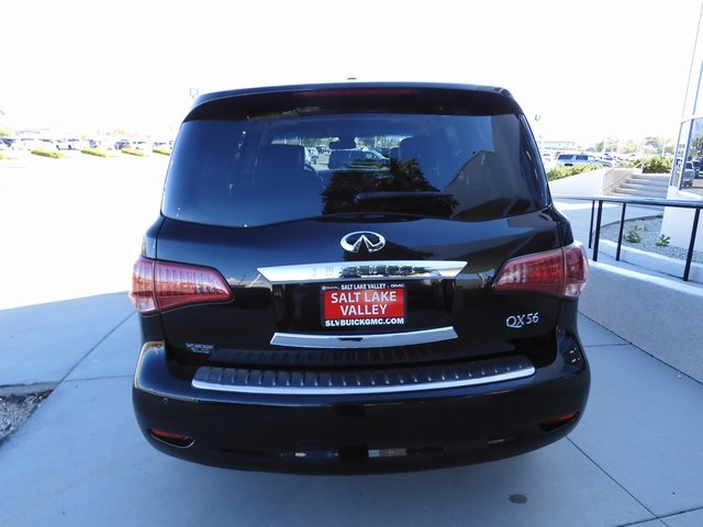 Pre-Owned 2012 INFINITI QX56 Base