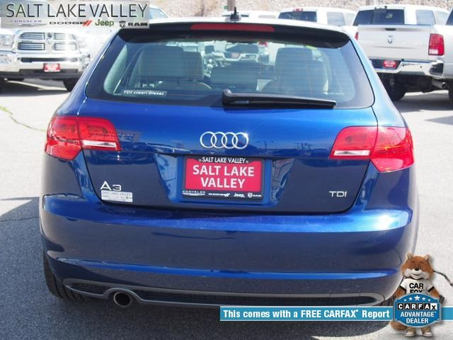 Pre-Owned 2013 Audi A3 2.0 TDI Premium Plus