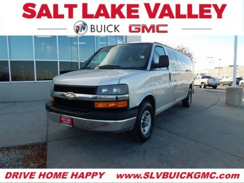 Pre-Owned 2011 Chevrolet Express 3500 LT